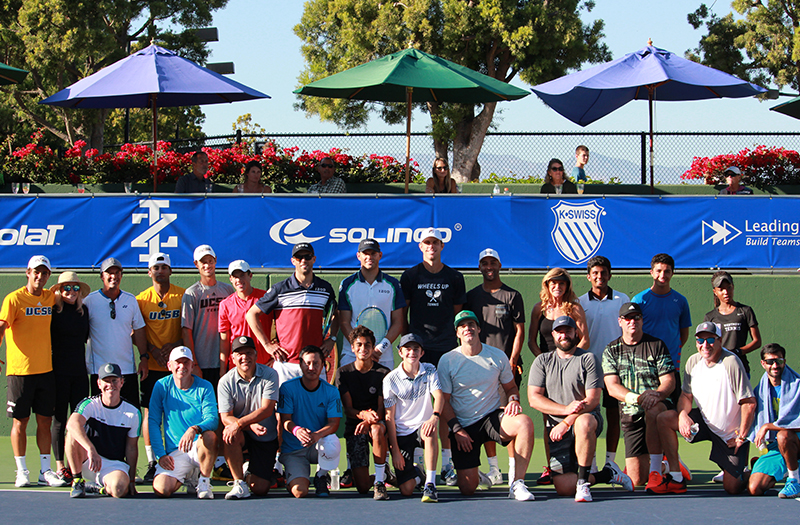 Bryan Brothers Tennis Fest